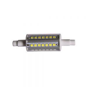 Bombilla LED Lineal R7S 6W Blanco Cálido 3000K