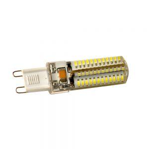 Bombilla LED G9 Silicona 4W Blanco Cálido 3000K