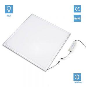 Pantalla LED LEDUS 60X60 Blanco Neutro 4000K 40W